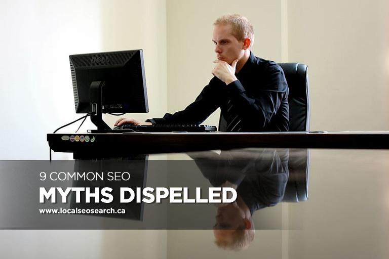 9-Common-SEO-Myths-Dispelled