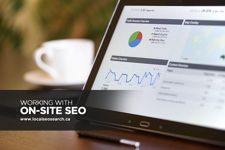 Working-With-On-Site-SEO