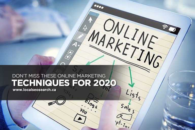 Online-Marketing-Techniques-for-2020