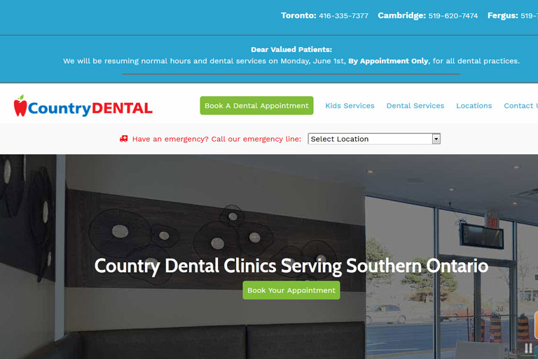 Country-Dental-Clinic-in-Toronto
