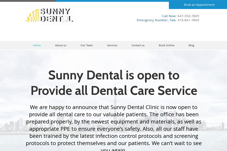Sunny-Dental-Clinic