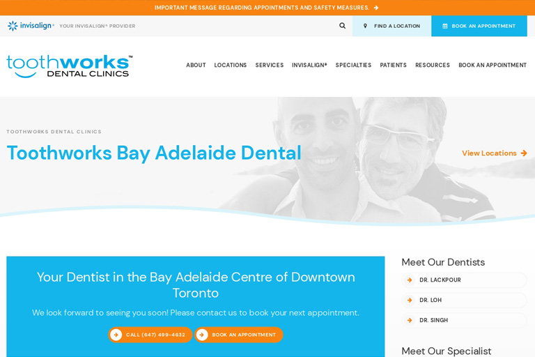 Toothworks Dental Clinics