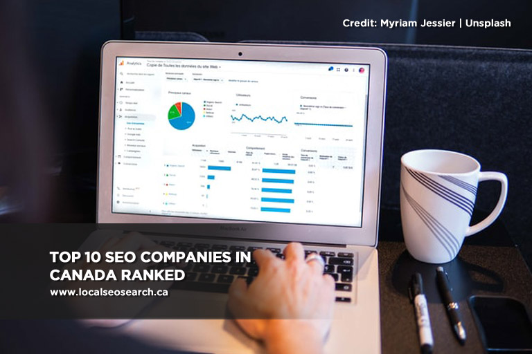 Top 10 SEO Companies