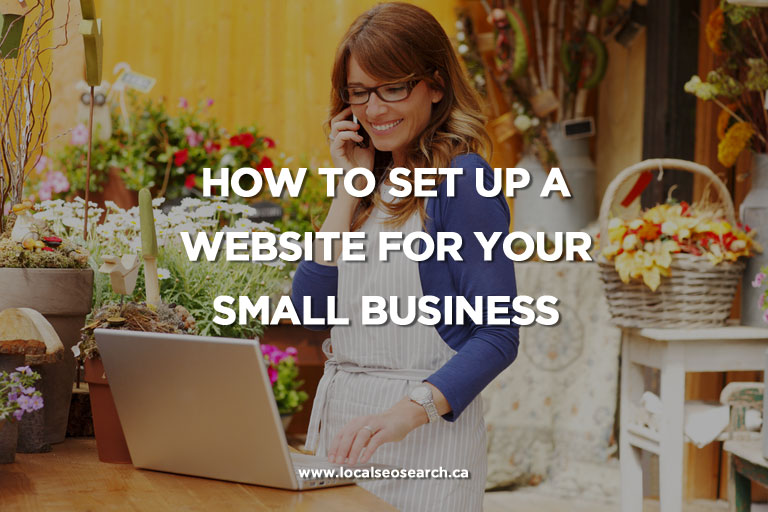 How to Set Up a Website For Your Small Business