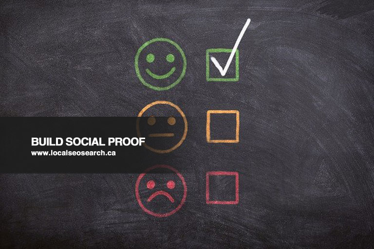 Build Social Proof
