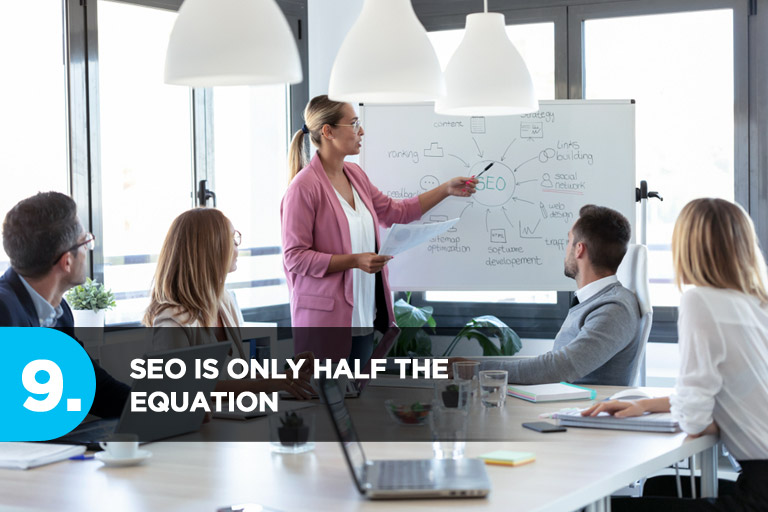 SEO is Only Half the Equation