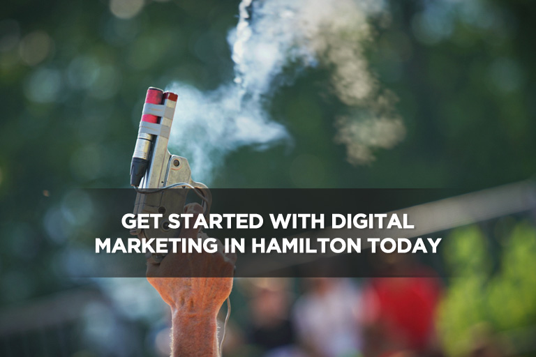Get Started With Digital Marketing in Hamilton Today
