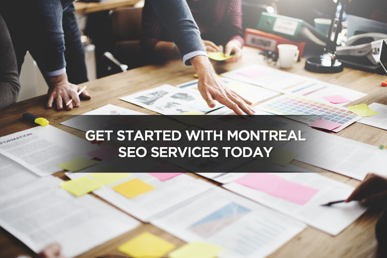 Get Started With Montreal SEO Services Today