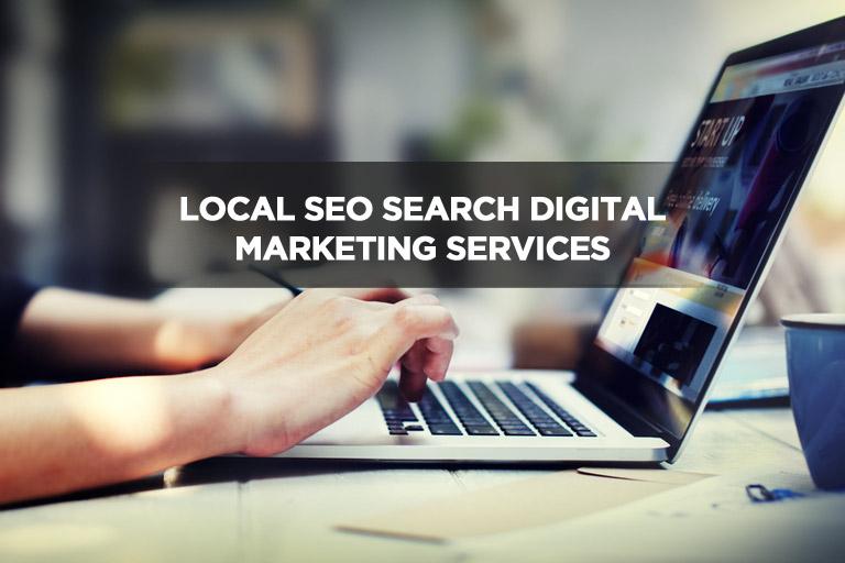 Local SEO Search Digital Marketing Services