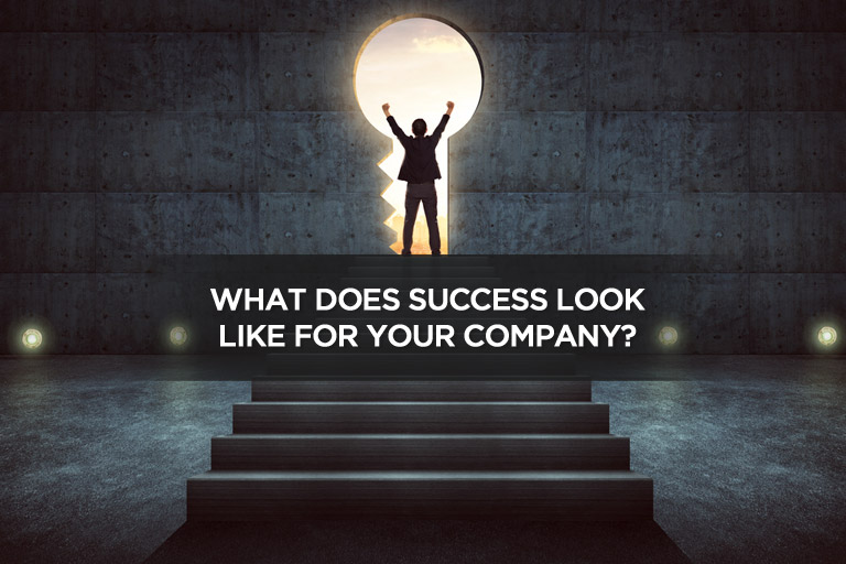 What Does Success Look Like For Your Company?