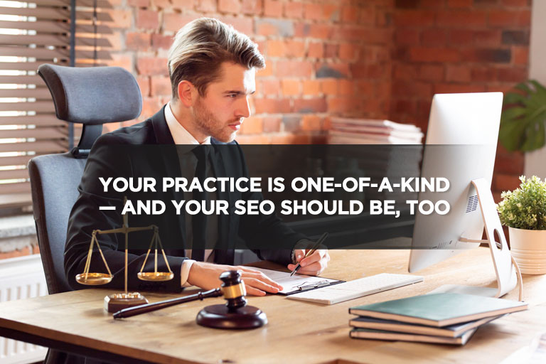 Your Practice Is One-of-a-Kind — And Your SEO Should Be, Too