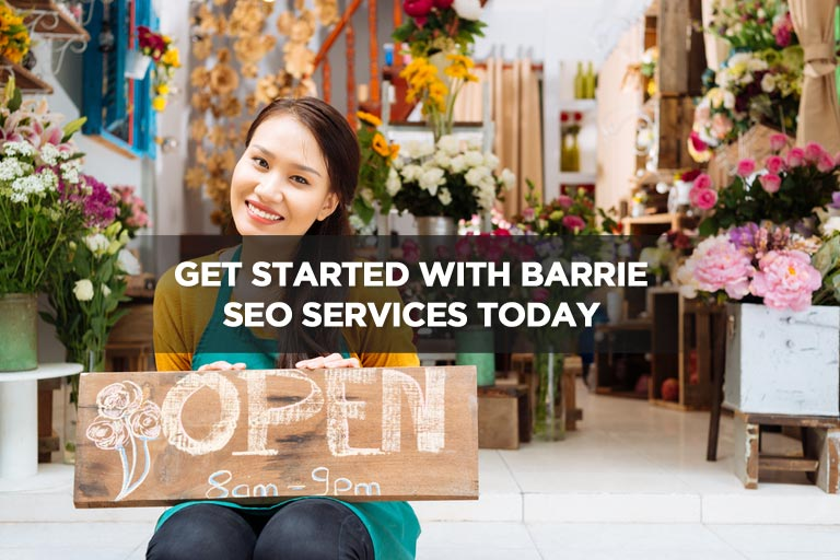Get Started With Barrie SEO Services Today