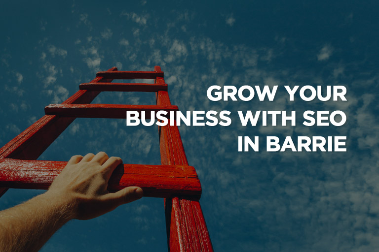 Grow Your Business With SEO in Barrie