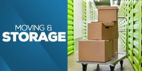 moving storage
