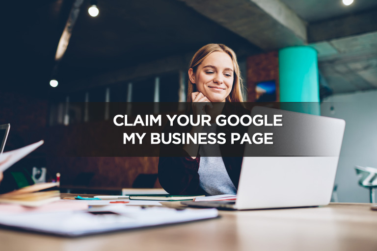 Claim Your Google My Business Page