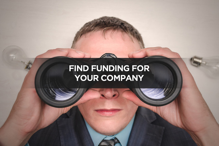 Find Funding For Your Company