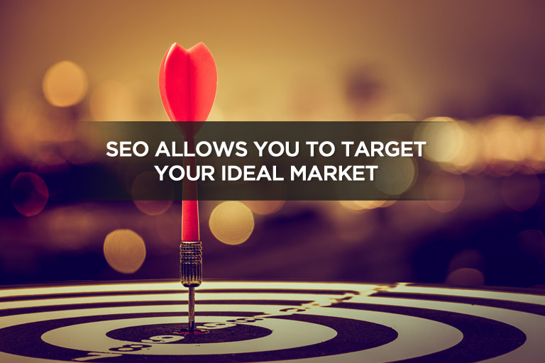 SEO Allows You To Target Your Ideal Market